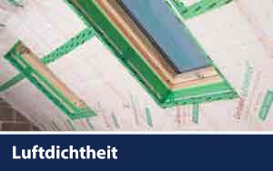 Airtightness Products - Passive House Systems